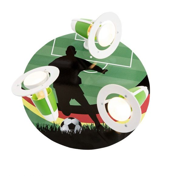 Rondell Fußball, 3 Spots zwei Ausführungen