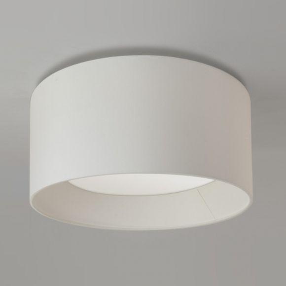 runde deckenleuchte bevel schirm 2 farben 60 cm wohnlicht. Black Bedroom Furniture Sets. Home Design Ideas