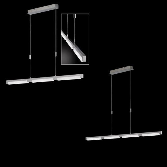 Schlanke LED-Pendelleuchte Jim in 2 Längen