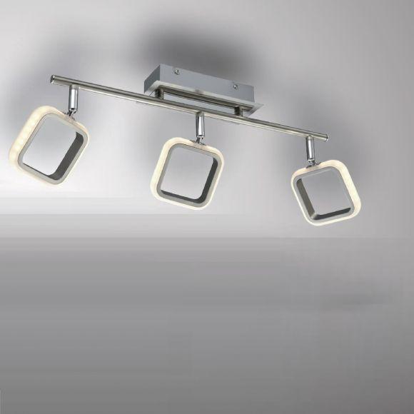 Schwenkbare LED Deckenleuchte Nero