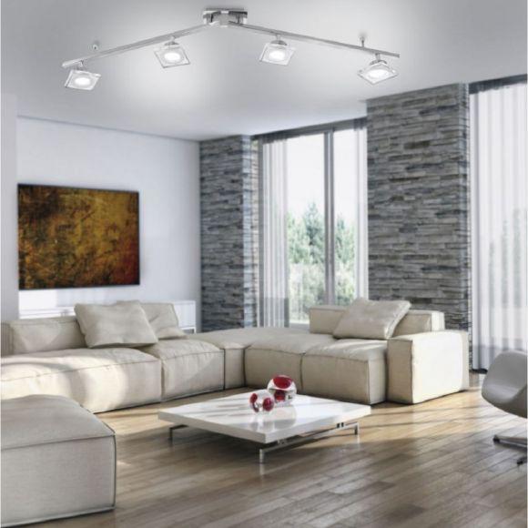 Schwenkbarer Deckenbalken Kovi mit Switchmo® Dimmer Technologie