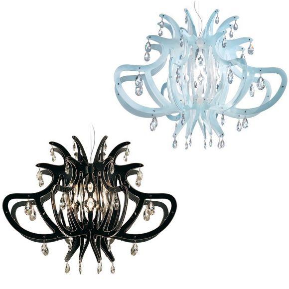 Slamp Designer-Kronleuchter Medusa Ø83cm