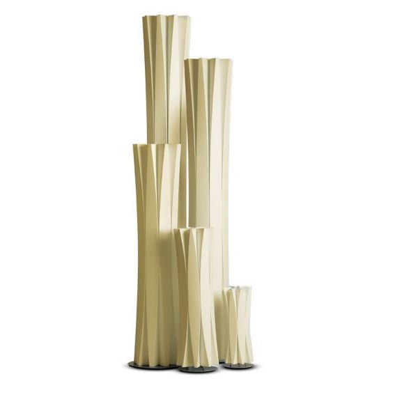 Slamp Stehleuchte Bach in gold XXL - Höhe 185cm