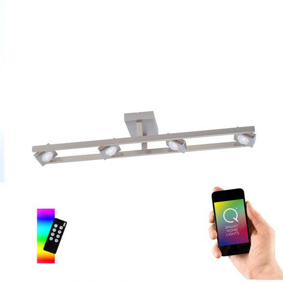 Smart Home LED-Deckenleuchte Q®-Fisheye