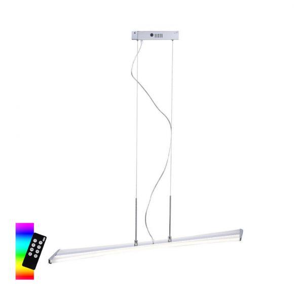 Smart Home LED-Pendelleuchte Q®-RILLER RGB