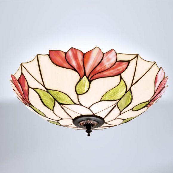 Tiffany Deckenleuchte Botanica