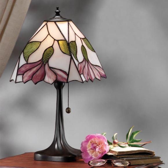 Tiffany Tischleuchte Botanica - Medium