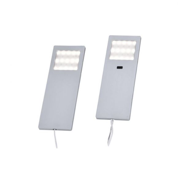 LED Unterbauleuchte Helena Aluminium, 2er Oder 3er Set