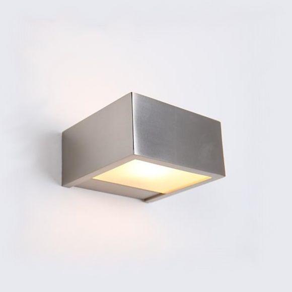 wandleuchte apollo in nickel matt indirektes licht wohnlicht. Black Bedroom Furniture Sets. Home Design Ideas