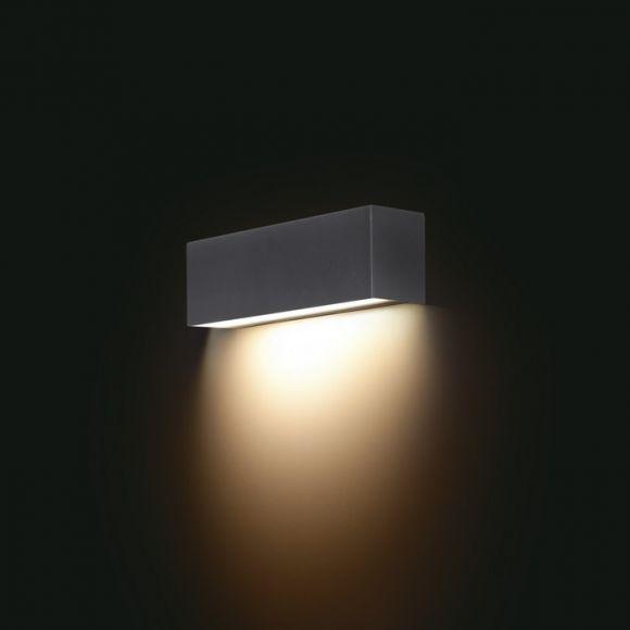 Wandleuchte Straight XS 26 cm - 3 Farben