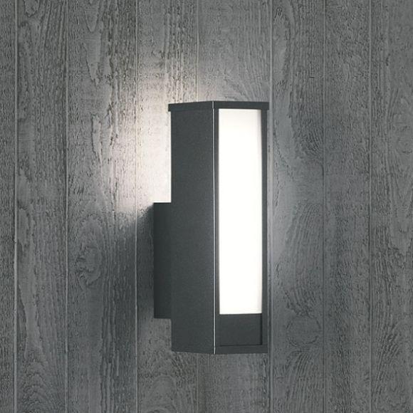 wandleuchte tendo 44 grafit lichtaustritt direkt. Black Bedroom Furniture Sets. Home Design Ideas