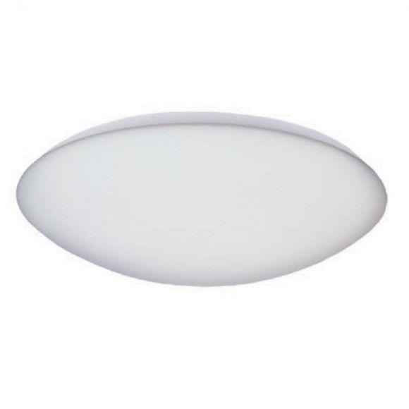 wand und deckenleuchte aus opalglas durchmesser 37 cm wohnlicht. Black Bedroom Furniture Sets. Home Design Ideas