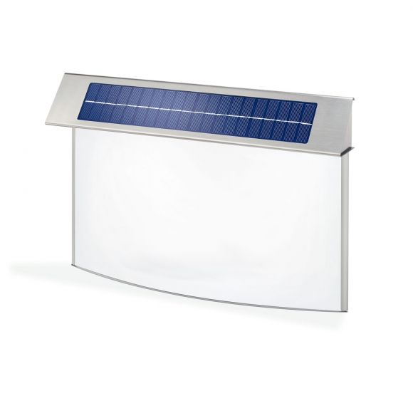 Werbetafel, Solar-Infotafel L LED Lichttechnik