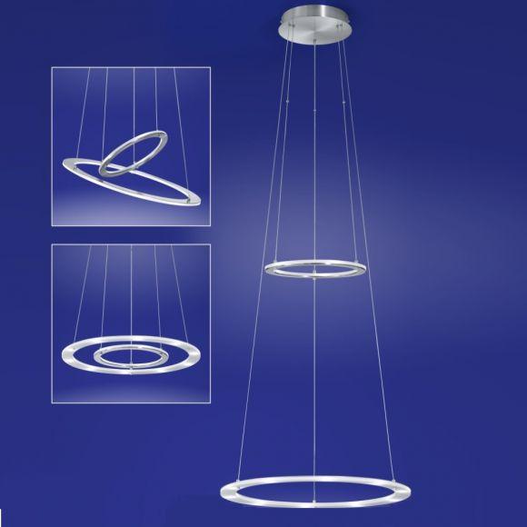 ZigBee kompatibel LED-Zugpendelleuchte Mica B-Leuchten
