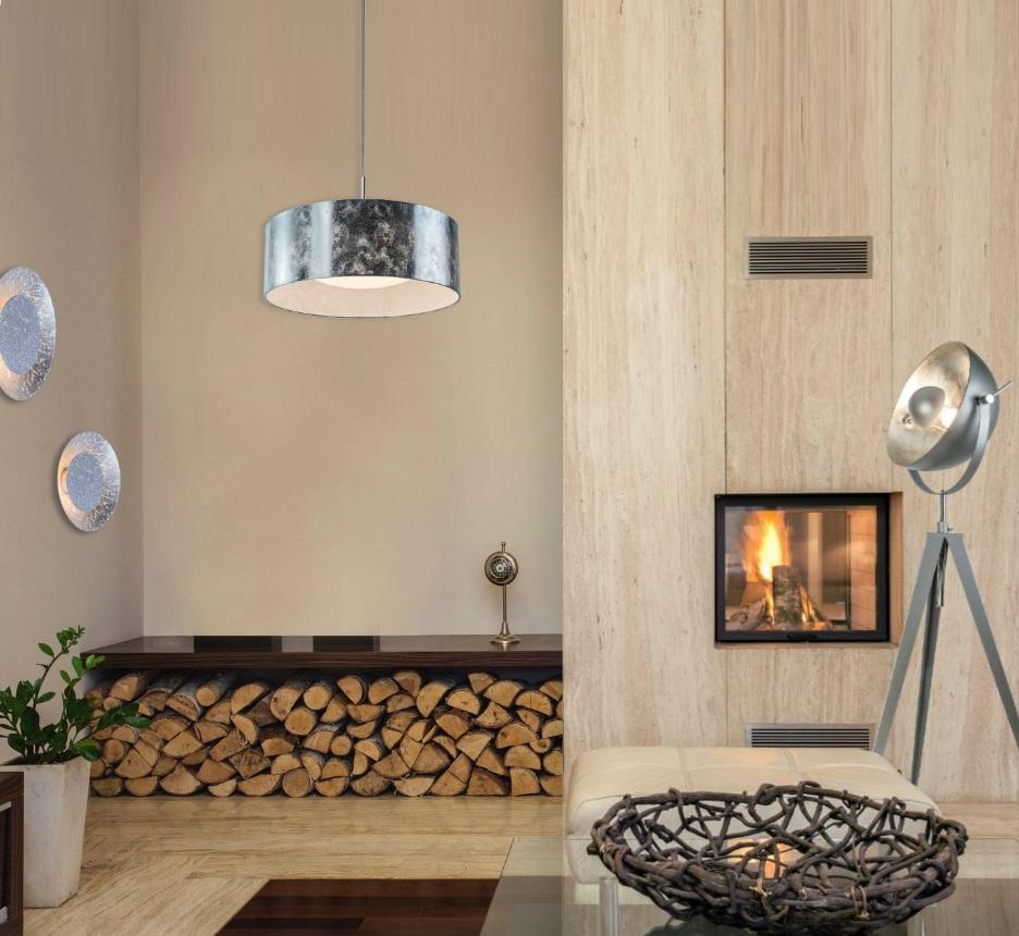 Elegante LED Leuchte für Wand oder Decke