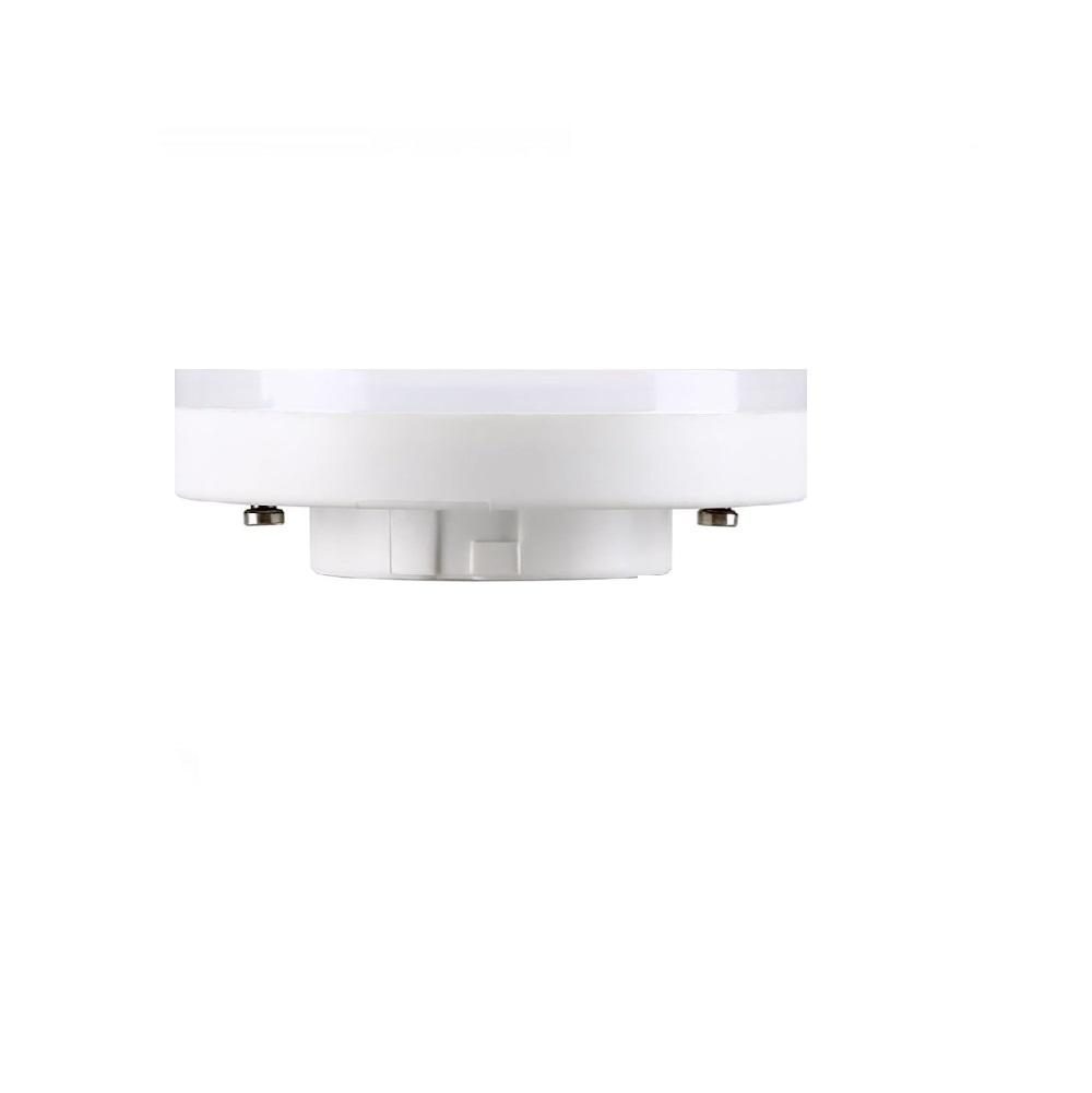 GX53 7W LED-Lampe mit 550lm universalweiß 4500K