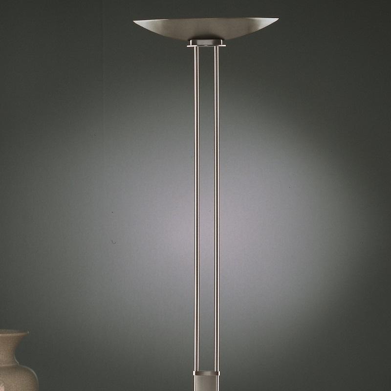 Holtkötter LED-Deckenfluter Serie 2715 in Nickel matt