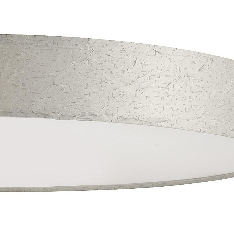Hufnagel LED-Deckenleuchte, crash-hellgrau, 4 Größen