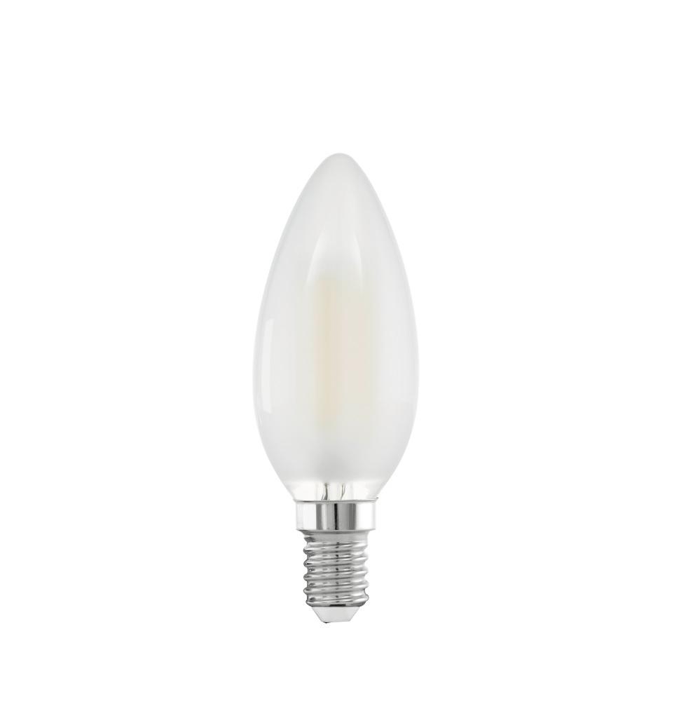 LED 4W  Leuchtmittel C35 Kerze Sockel E14