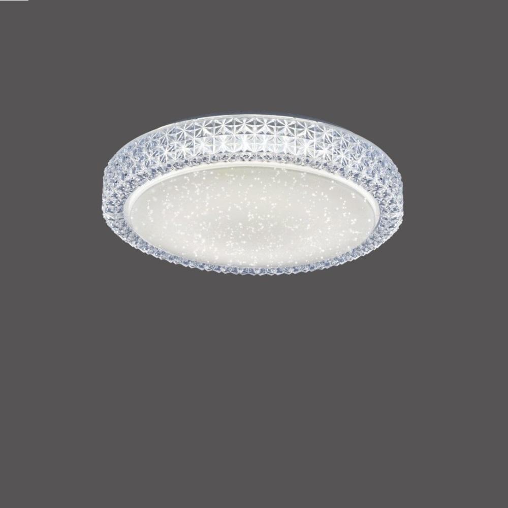 LED Deckenleuchte in faszinierender Sternenhimmel-Optik Ø 40cm