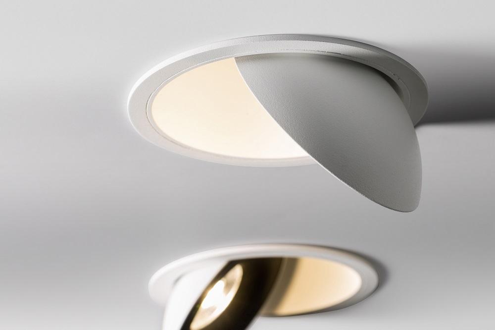 Saturn Weihnachtsbeleuchtung.Led Einbaustrahler Saturn E In Weiß