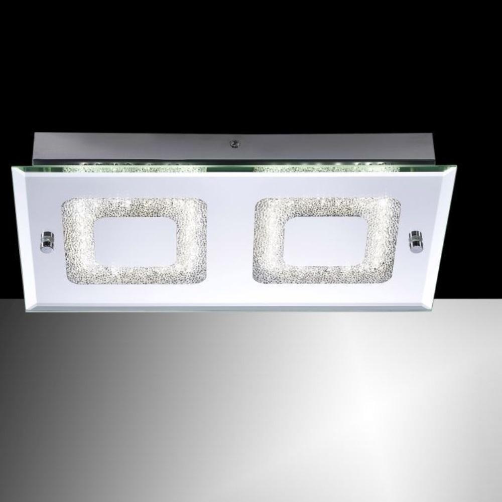 LED Leuchte Lisa 36x20cm - 2 x 6W