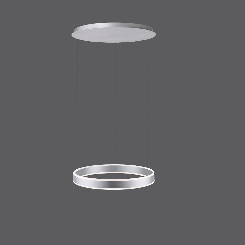 LED Pendelleuchte, Gestensteuerung, Sensordimmer, D= 40cm o. 60cm