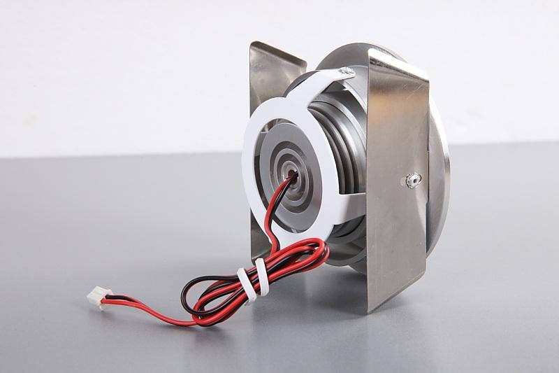 LHG LED-Einbauspot - Aluminium- LED 3 x 1 Watt warmweiß