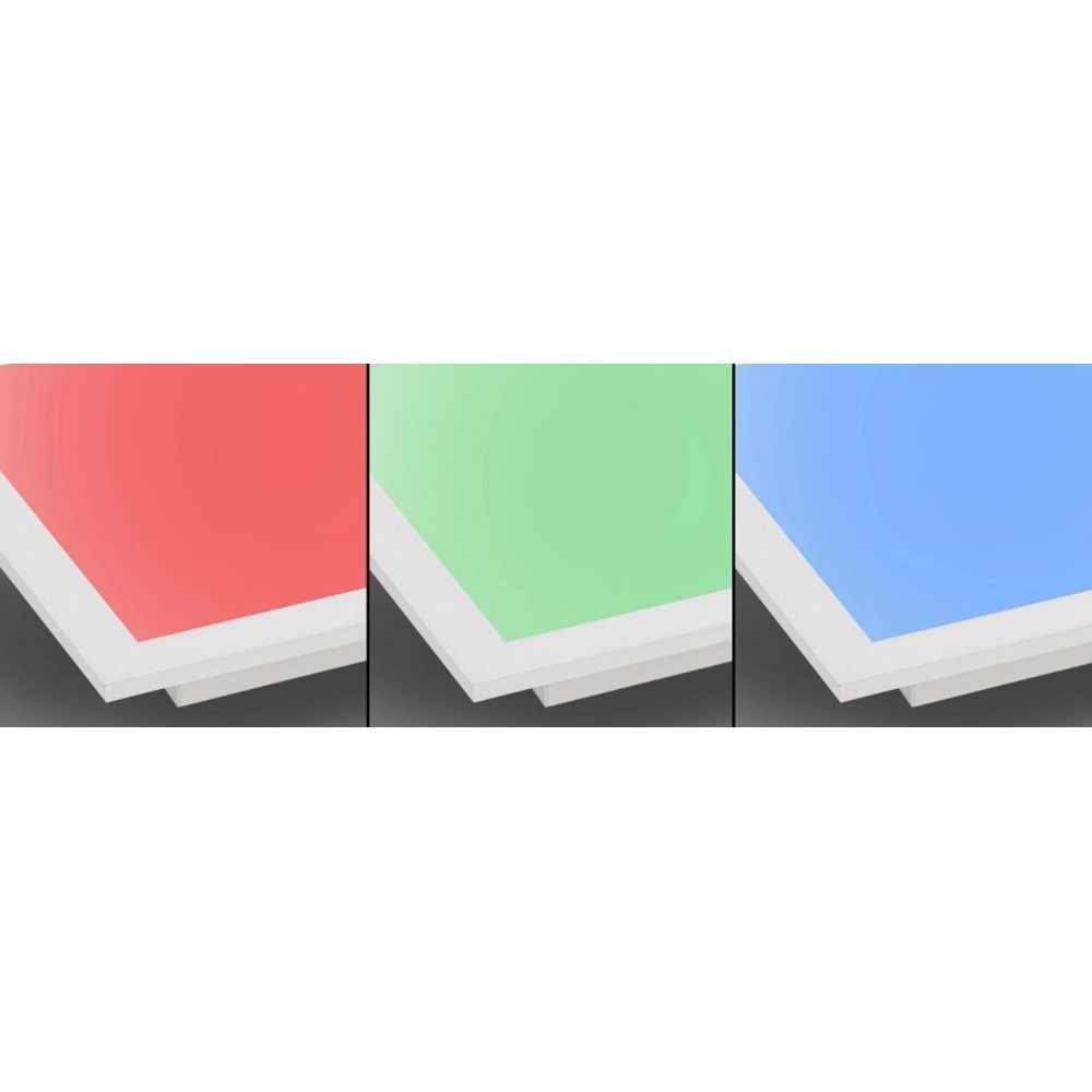LED-Panel, Smart Home, RGBW, 120 x 30cm o. 30 x 30cm