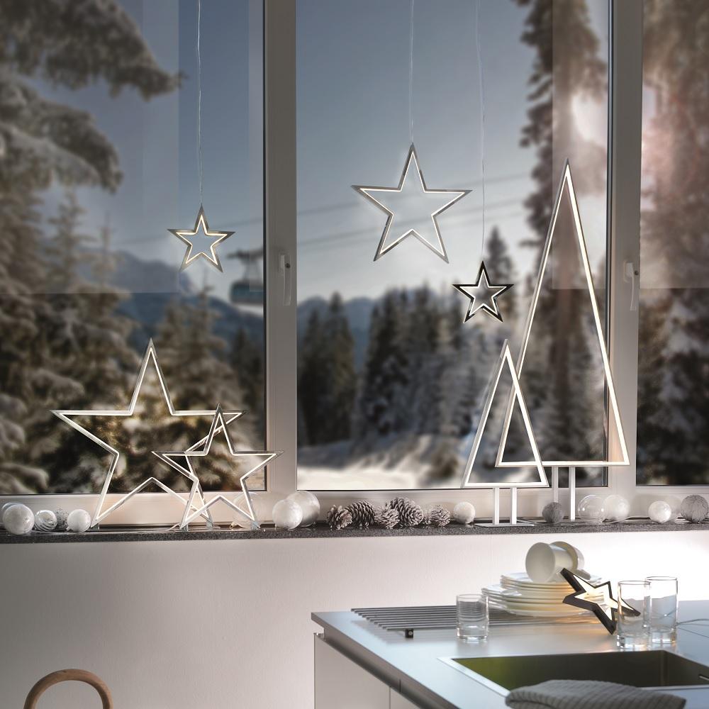 LED-Tischleuchte Pine, 50 cm hoch