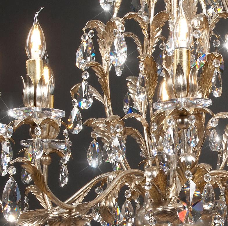 Luxuriöser Florentiner Stil Kronleuchter
