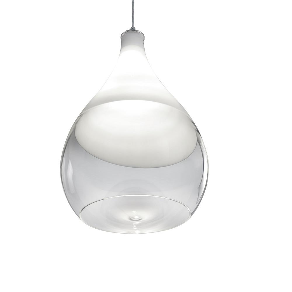 Pendelleuchte Kingston aus Glas - 2 Größen