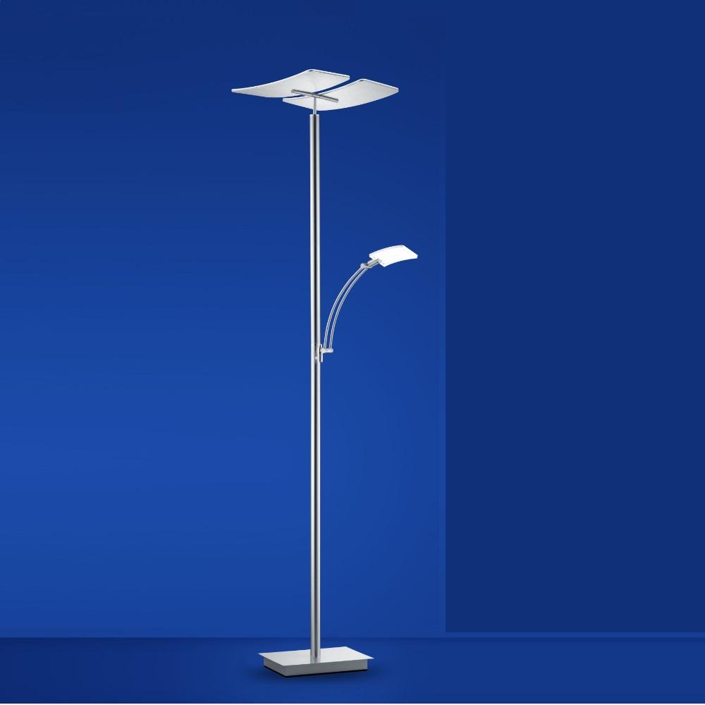 Smart Home B-Leuchten LED-Fluter Duo mit Lesearm