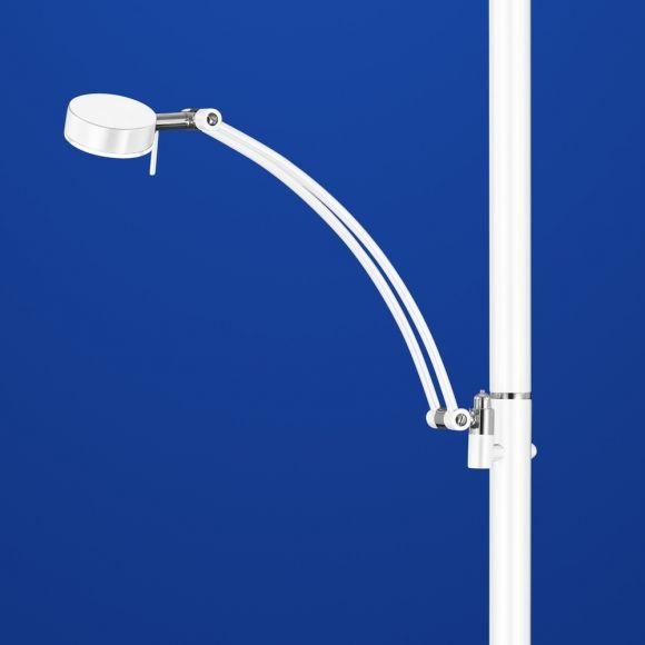 B-Leuchten LED-Fluter Monza in Weiß - mit Tastdimmer