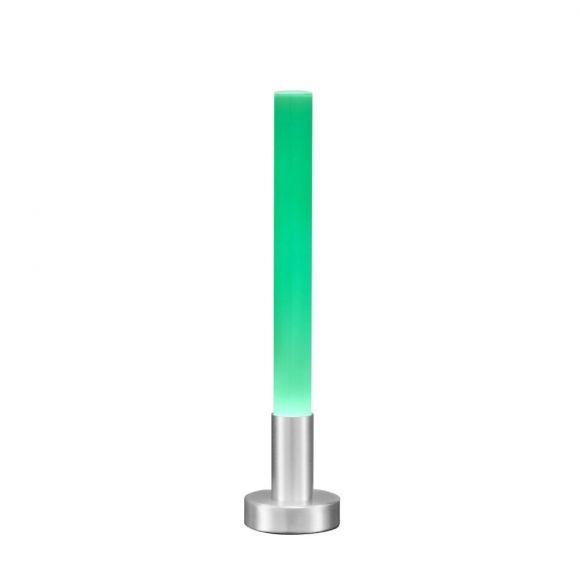 Bunte LED Tischleuchte - ideal als Partybeleuchtung - RGB Farbwechsel mit Soundsensor