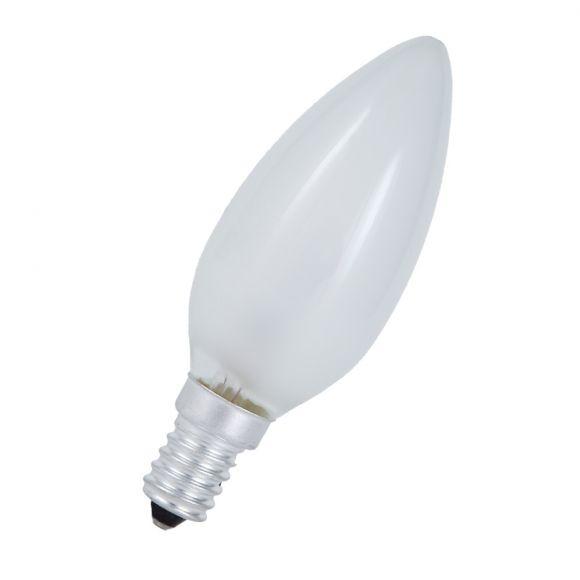 Leuchtmittel C35 Kerze matt  40W  E14 - 400lm
