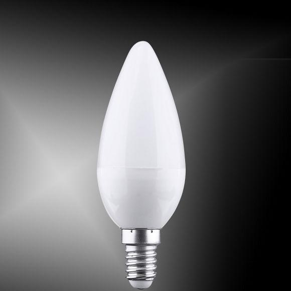 4 fach dimmbare Switchmo LED E14 Kerze 3,5W matt  3000K