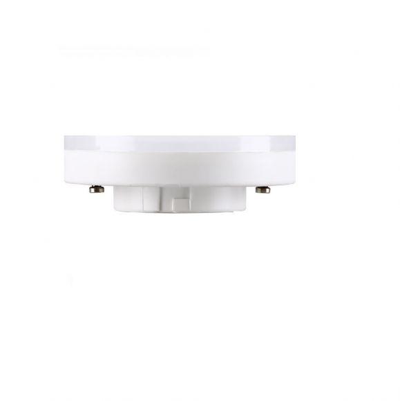 GX53 7W LED-Lampe mit 550lm warmweiß 3000K