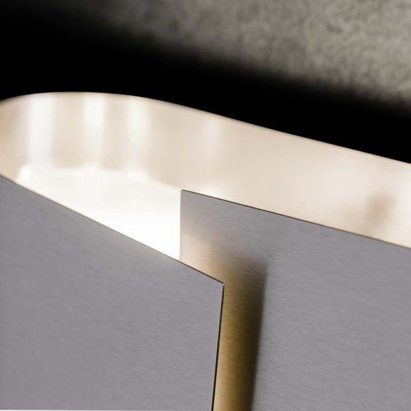Holtkötter LED-Wandleuchte Filia S Up & Down in 3 Oberflächen