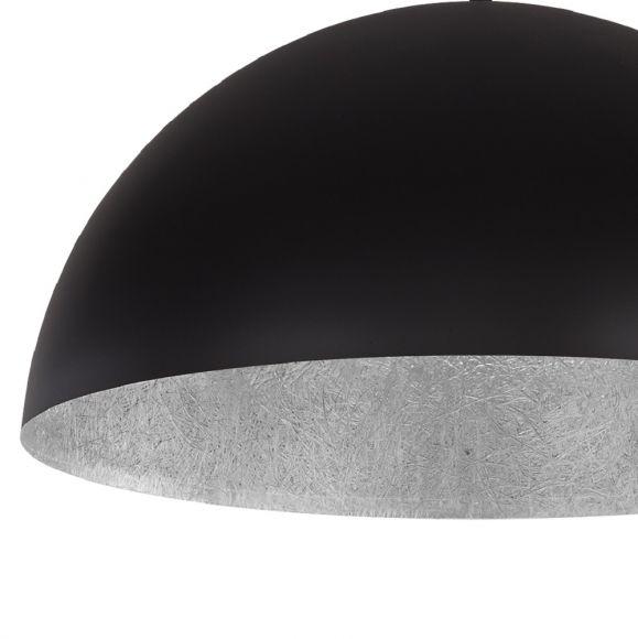 Kuppel-Pendelleuchte Tuba Ø 70cm, Farbkombination wählbar