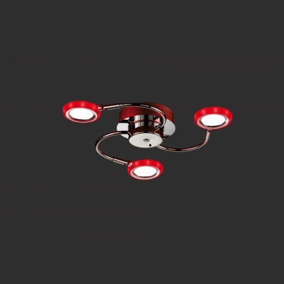 LED Deckenleuchte mit Fernbedienung und RGB, 3 Größen