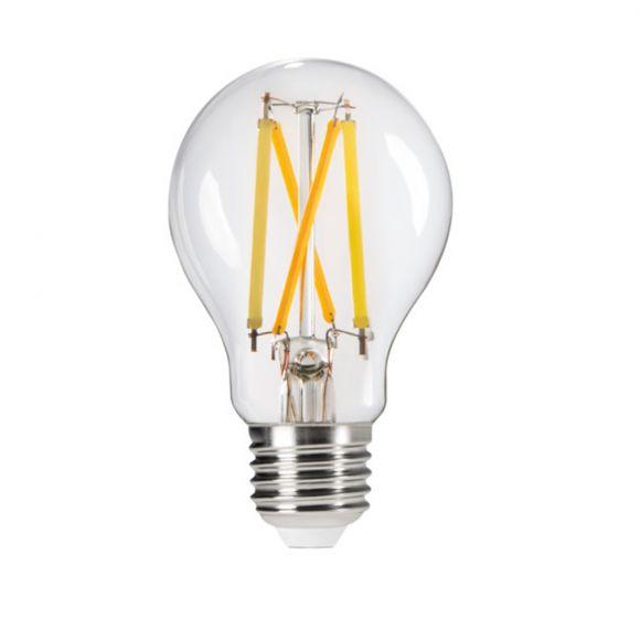 LED Filament Leuchtmittel E27, 7 Watt, 810lm, stufenweise dimmbar von warmweiß bis kaltweiß