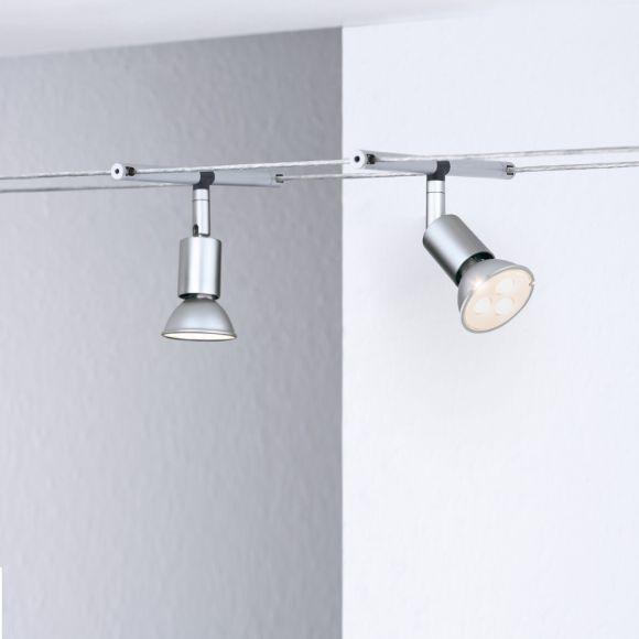 led komplett seilsystem wire systems spice wohnlicht. Black Bedroom Furniture Sets. Home Design Ideas
