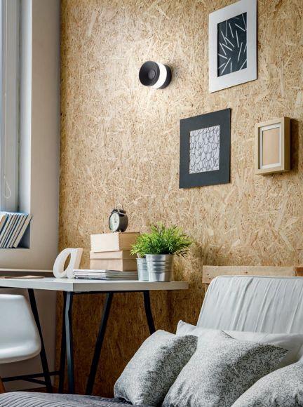led lampe billie mit bluetooth lautsprecher wohnlicht. Black Bedroom Furniture Sets. Home Design Ideas