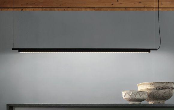 LED Pendelleuchte Compendium von Luceplan, 2 Farben