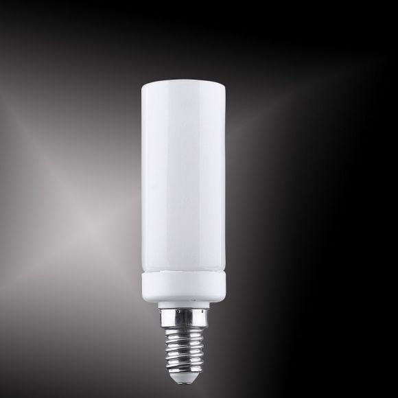 LED Stab 4W matt E14 3000K 250lm