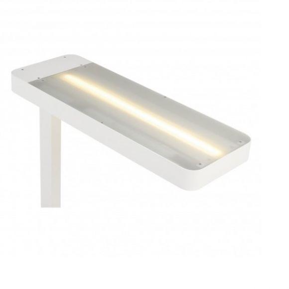 LED Standleuchte für den Arbeitsplatz - Weiß oder Anthrazit