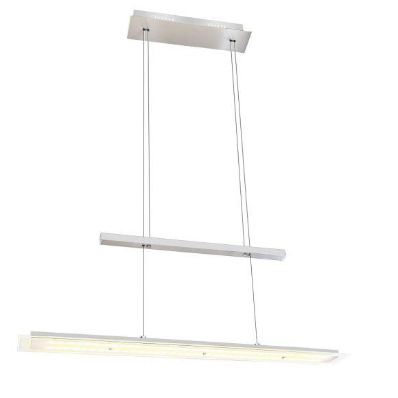 LED Zugpendelleuchte - Höhenverstellbar mit Touchdimmer