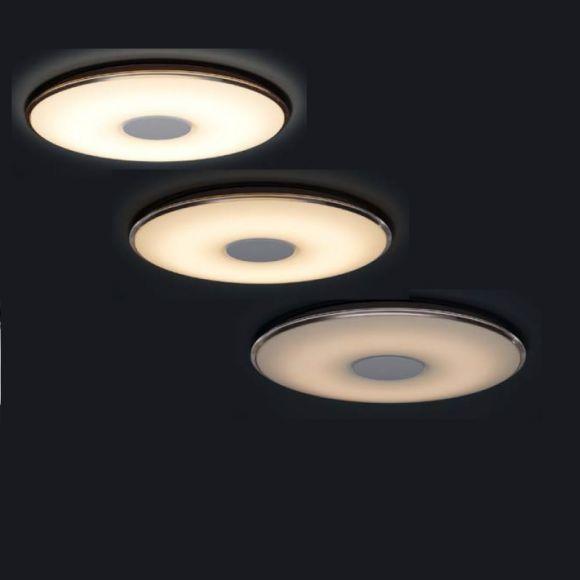 LED-Deckenleuchte Tokyo inkl. Fernbedienung