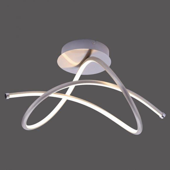 LED-Deckenleuchte Violetta, warmweiß, Design, modern, in 3 Farben